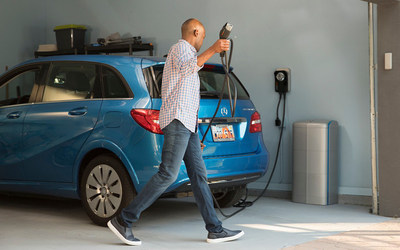 Vivint Solar - ChargePoint Collaboration