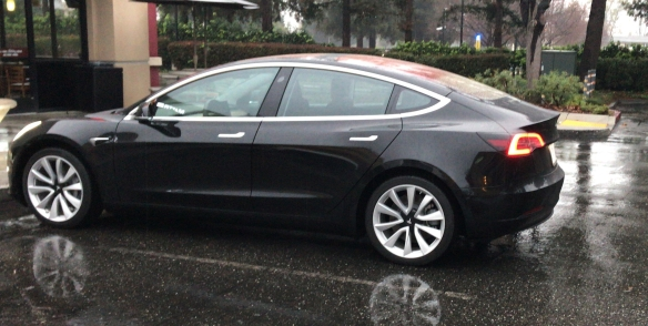 Tesla Model 3 – Four Day Test Drive Review   Atlanta